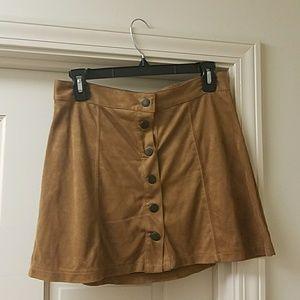 Suade Skirt